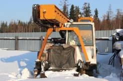Бурилка на базе Трактора ТТ-4, 2006