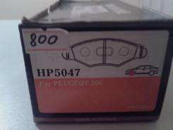 Колодки тормозные HP5047 , передние HONG SUNG (Корея)pegot206