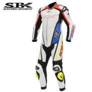 Кожаный мотокомбинезон SBK C-CS02