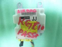 Блок управления airbag Toyota Passo, KGC10/QNC10,1KRFE/K3VE.89170-B1010