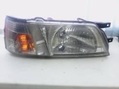 Фара. Nissan Bluebird, ENU14, EU14, HNU14, HU14, QU14, SU14 Chevrolet Lumina CA20, CD20, CD20E, QG18DD, QG18DE, SR18DE, SR20DE, SR20VE, L64, L82, LG0...