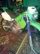 Kawasaki KLX 250R, 1998