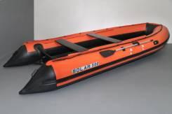 Надувная лодка Солар 500 Jet Tunnel