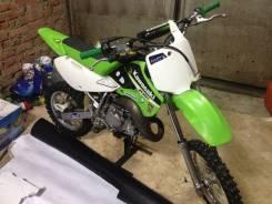Kawasaki KX 65, 2008