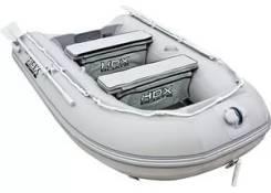 Продам комплект моторная лодка HDX Oxygen 330 AL с мотором HDX 15 л. с.