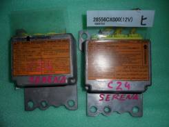 Блок управления airbag Nissan Serena, TC24/PC24, QR20DE/SR20DE