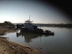 Продам Буксир-Толкач пр. Р-96 водомёт мелкосидящий 300 л. с. ЯМЗ-238(турб