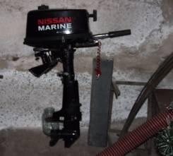 Продам лодочный мотор nissan marine