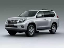 Линзы в фары Toyota Land Cruiser Pado GRJ150  2009-2013 (Ксенон)