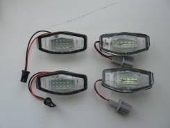 Светодиодная подсветка номера  Honda