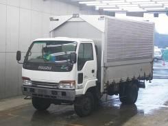 Isuzu Elf. Мостовой Фургон 4 WD , 4 600куб. см., 3 000кг., 4x4. Под заказ