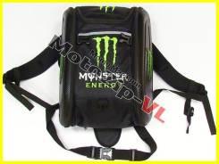 Рюкзак-сумка на бак Monster с магнитами. Отправка в регионы