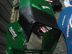 Пластик фары на Kawasaki KMX 200