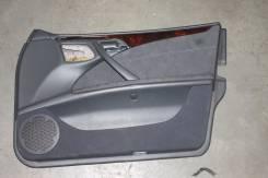 Передняя правая дверная обшивка ткань рестайлинг Mercedes-Benz w210 E