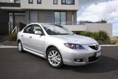 Линзы в фары Mazda 3/Axela 2002-2008