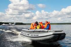 Лодки Фрегат - M-370 FM Lux