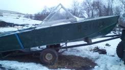 """Продам моторную лодку """"прогресс 4"""""""