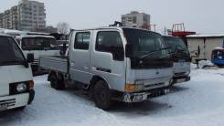 Nissan Atlas. 2 ВД
