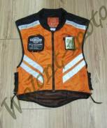 Жилетка Icon Military Spec 2 Mesh L Оранжевый -черный