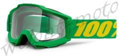 Очки 100% Accuri Forrest Прозрачная линза 50200-134-02
