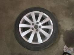 Диск колесный легкосплавный Volkswagen Passat [B6] 2005-2010 R17 ET47