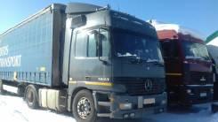 Mercedes-Benz Actros 4143K, 2002