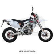 Asiawing LX450 Super Motard. 449куб. см., исправен, без птс, без пробега