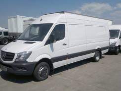 Mercedes-Benz Sprinter 515 CDI. Mercedes-Benz Sprinter Van 515 CDI, 2 200куб. см., 5 000кг., 4x2