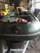 Лодка надувная HDX 430 AL