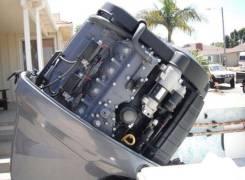 Новый мотор Yamaha F115, нового поколения