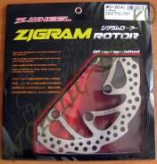 Тормозной диск задний ZWheel Kawasaki KLX250'08-/D-TrackerX 08- W51-20141
