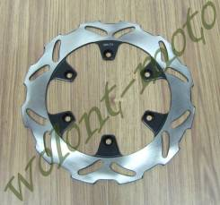 Тормозной диск задний ZC875 KX125/250 89-02/KLX300R 97-07/KX500 89-04