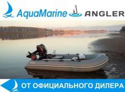 Мотор. лодка Angler Reef 320KC, надув. киль, профиль. пол, уценка!