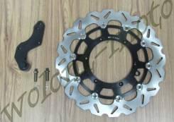 Тормозной диск передний (320мм) ZC782/TRS081 KTM EXC/SX/MX/GS 125-660 (92-09)