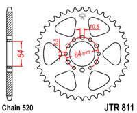 Звезда задняя (ведомая) JTR 811 .48