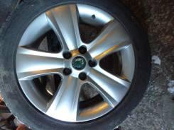 Комплект колесных дисков R17 Dolomite на Шкоду