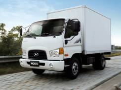 "Hyundai HD65. Фургон HD-65 сэндвич панели 40 мм под категорию ""В"", 4 000куб. см., 3 000кг., 4x2"