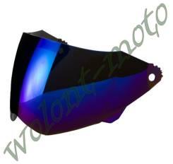 Стекло для шлема SOL SS-2 с синим отливом