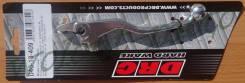 Рычаг сцепления DRC D40-03-708 YZ/YZF-08/KX/KXF 06- Серый