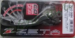 Рычаг сцепления Zeta Pivot Magura/KTM'09- Темно серый ZE42-3684