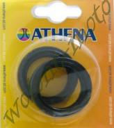 Сальник+пыльник вилки Athena 43x54x9,5/10,5 /43x54,3x6/13 P40FORKKIT002 в квадратной уп.