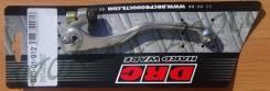 Рычаг сцепления DRC D40-01-912 Brembo KTM 06-, Husky Серый