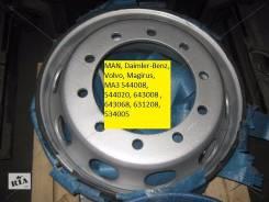 Диск колесный R22.5*9.00 европа Wheel Power 16 мм (производство Китай)