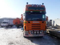 Scania R580CA 6x4 NHZ New Griffin 6x4, 2005