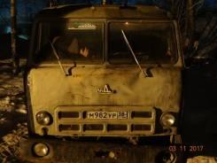 МАЗ 500 - (бензовоз)