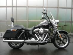 Harley-Davidson FLD1580, 2012