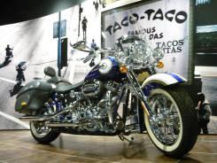 Harley-Davidson FLSTN CVO, 2014