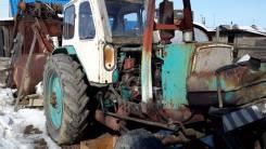 ЮМЗ 6. Трактор ЮМЗ - 6 с грейферным погрузчиком, 65 л.с. Под заказ