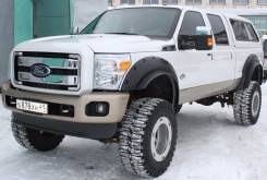 Ford F-350, 2013