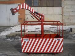 Корзина монтажная  ГОСТ 33168 для карнов грузоподъёмностью от 14 тонн